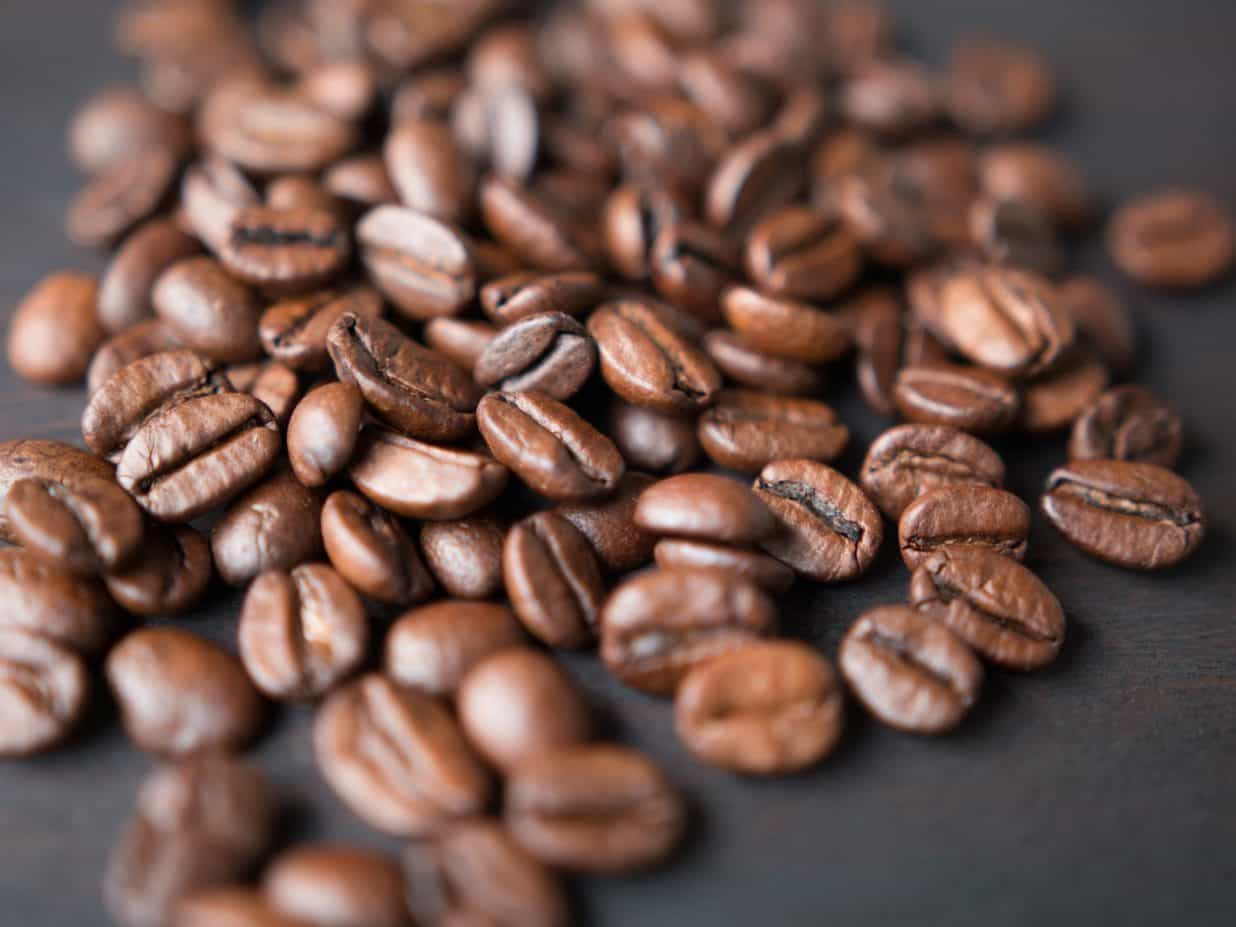 the buzz about COFFEE